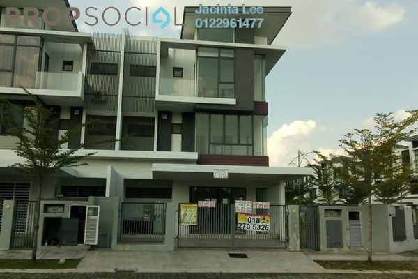 For Sale Superlink at Mutiara Villa, Kajang Freehold Unfurnished 5R/5B 1.11m