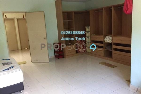 For Sale Terrace at Taman Meru, Klang Freehold Semi Furnished 4R/4B 640k
