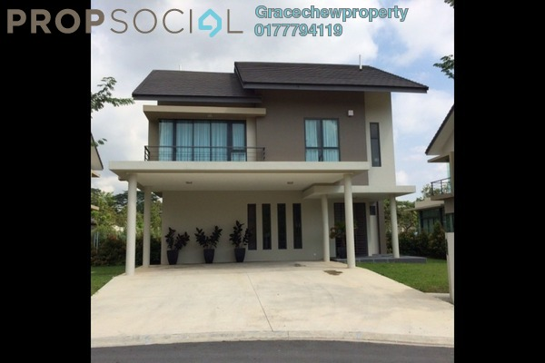 For Rent Bungalow at Bayou Creek, Leisure Farm Freehold Semi Furnished 6R/6B 5.5k