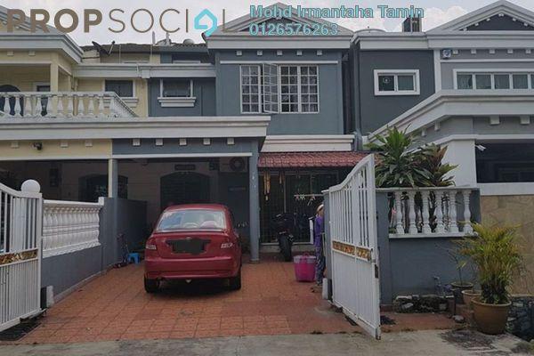 For Sale Terrace at USJ 11, UEP Subang Jaya Freehold Semi Furnished 4R/3B 970k