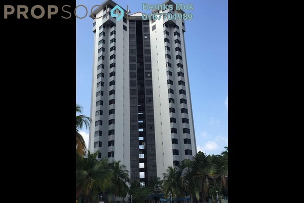 For Rent Condominium at Mewah View Luxurious Apartment, Johor Bahru Freehold Fully Furnished 4R/3B 2.2k