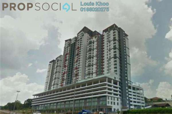 For Sale Condominium at Silk Sky, Balakong Freehold Fully Furnished 3R/2B 348k