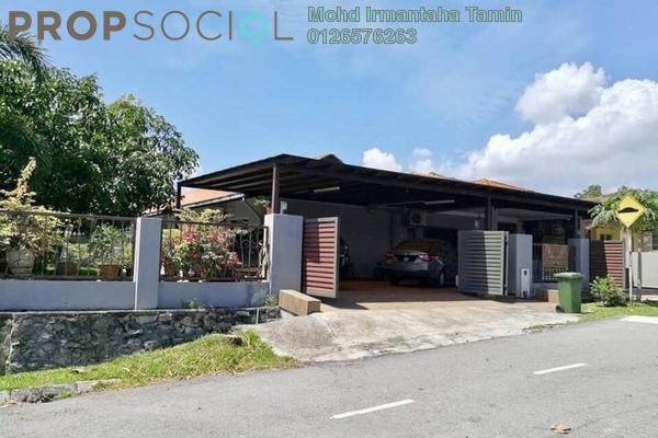 For Sale Semi-Detached at Seksyen 5, Bandar Bukit Mahkota Freehold Semi Furnished 6R/5B 800k