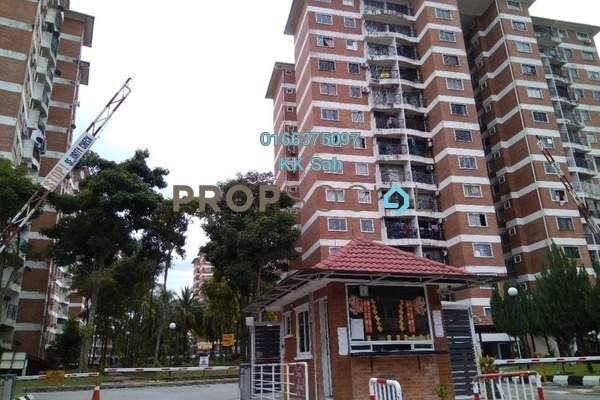 For Rent Condominium at Forest Green, Bandar Sungai Long Freehold Fully Furnished 4R/2B 1.6k