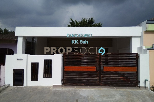 For Sale Terrace at Taman Desa Kenanga, Semenyih Freehold Unfurnished 3R/2B 390k