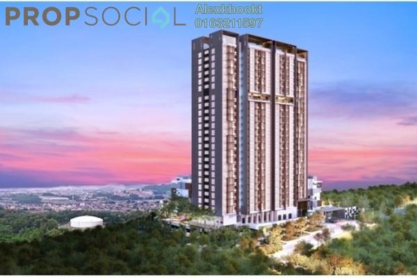 For Sale Condominium at 9INE, Batu 9 Cheras Freehold Semi Furnished 3R/2B 670k