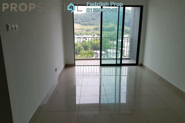 For Rent Condominium at Sutera Pines, Bandar Sungai Long Freehold Semi Furnished 3R/2B 1.6k