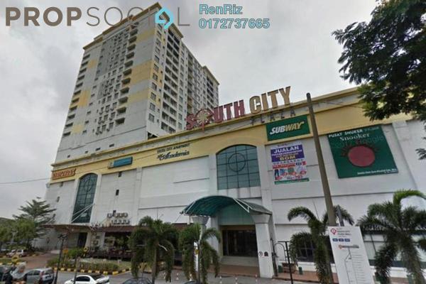 For Sale Condominium at South City Plaza, Seri Kembangan Freehold Semi Furnished 2R/3B 320k