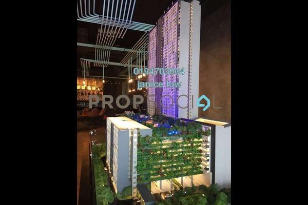 For Sale Condominium at M Centura, Sentul Freehold Unfurnished 4R/2B 330k