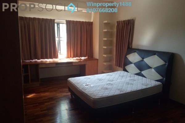 For Rent Apartment at Cyber Heights Villa, Cyberjaya Freehold Fully Furnished 3R/2B 1.9k