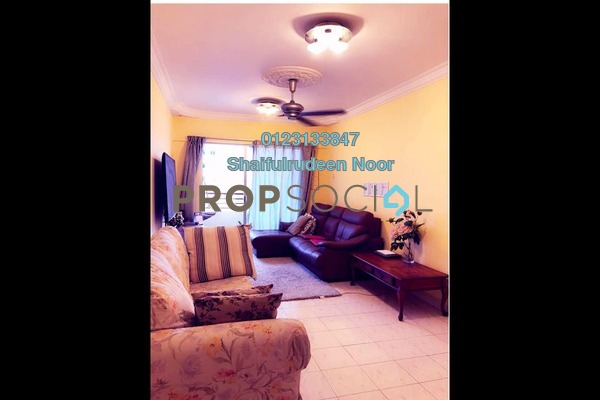 For Sale Condominium at Idaman Sutera, Setapak Freehold Fully Furnished 3R/2B 275k