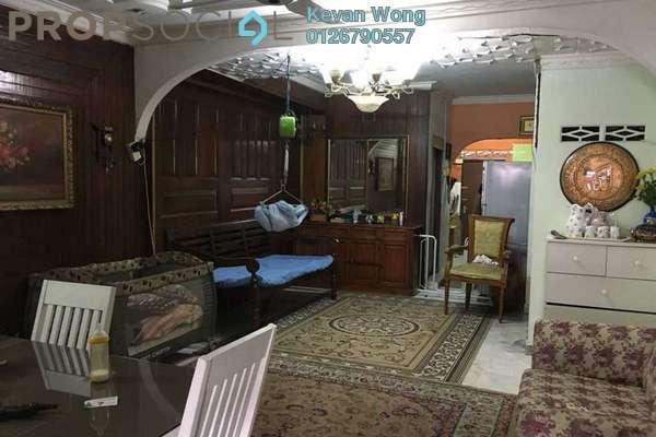 For Sale Terrace at Taman Sri Gombak, Batu Caves Freehold Semi Furnished 3R/2B 425k