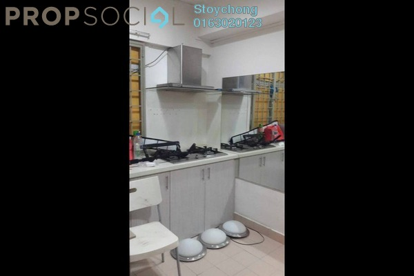 For Sale Condominium at Armanee Terrace I, Damansara Perdana Freehold Semi Furnished 1R/1B 230k