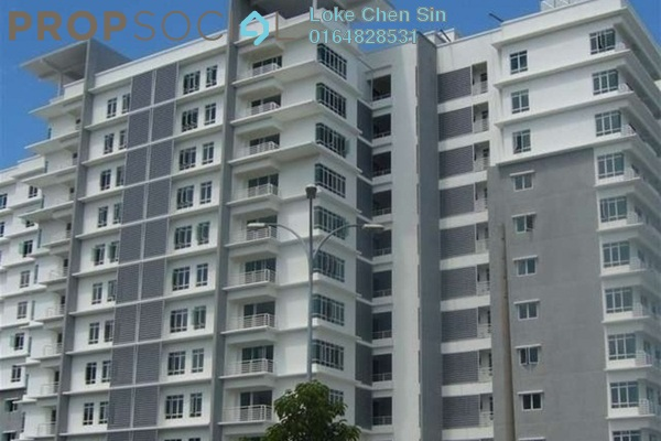 For Rent Condominium at BayStar, Bayan Indah Freehold Fully Furnished 4R/3B 3.6k