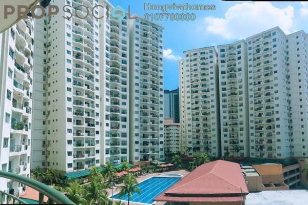 For Sale Condominium at Prima Setapak I, Setapak Freehold Semi Furnished 3R/2B 430k