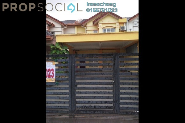 For Sale Terrace at Putra Bahagia, Putra Heights Freehold Semi Furnished 4R/3B 730k