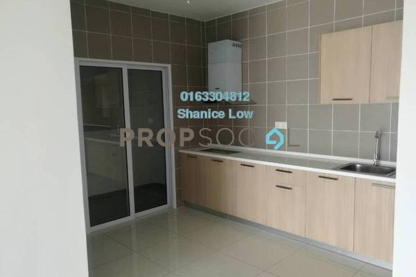 For Rent Condominium at Aurora Residence @ Lake Side City, Puchong Freehold Semi Furnished 3R/2B 1.4k