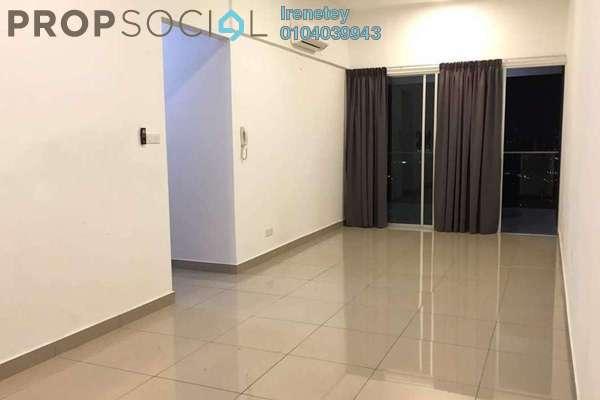 For Sale Condominium at Kiara Residence 2, Bukit Jalil Freehold Semi Furnished 3R/2B 640k