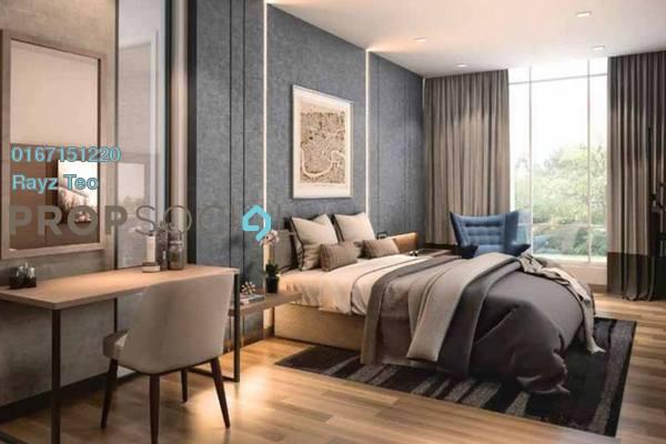 For Sale Condominium at Botanika, Johor Bahru Freehold Semi Furnished 3R/3B 900k