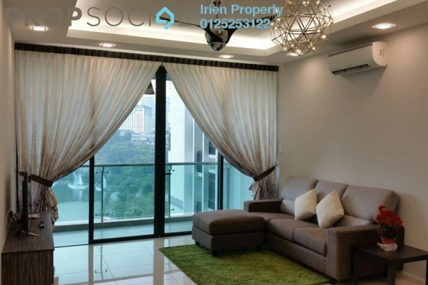 For Rent Condominium at LaCosta, Bandar Sunway Freehold Fully Furnished 4R/3B 4k