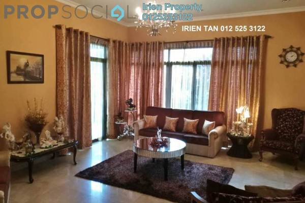 For Sale Semi-Detached at Changkat Kiara, Dutamas Freehold Fully Furnished 6R/6B 3.4m