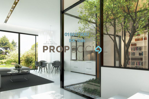 For Rent Condominium at Emerald Residence, Bandar Mahkota Cheras Freehold Semi Furnished 3R/2B 1.3k