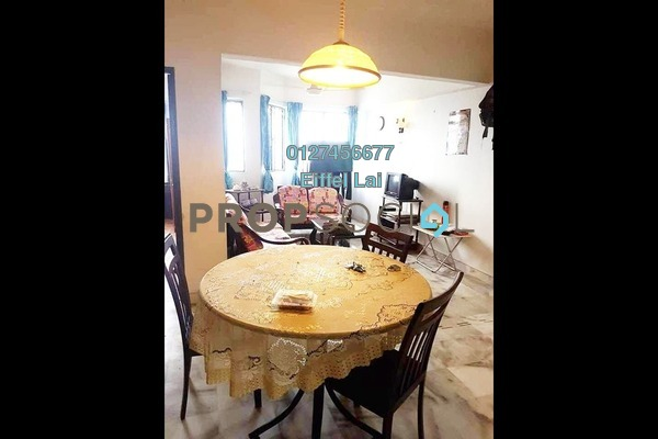 For Rent Condominium at Seri Mas, Bandar Sri Permaisuri Freehold Fully Furnished 3R/2B 1.4k