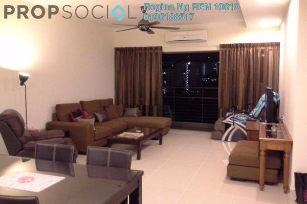 For Sale Condominium at Setia Walk, Pusat Bandar Puchong Freehold Fully Furnished 3R/2B 850k