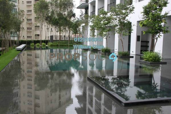 For Rent Condominium at Hampshire Place, KLCC Freehold Fully Furnished 1R/1B 2.5k