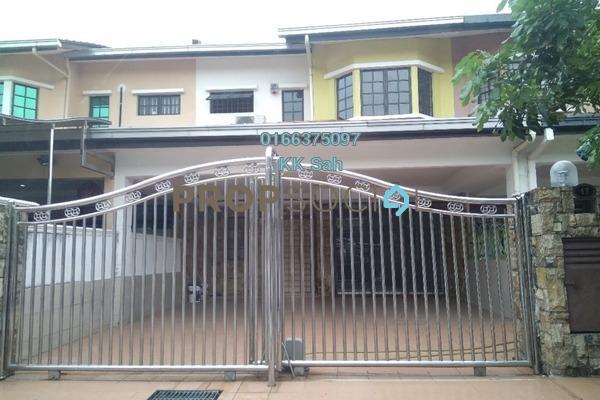 For Sale Link at Taman Damai Impian 2, Bandar Damai Perdana Freehold Semi Furnished 4R/3B 680k