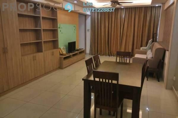 For Rent Condominium at Villa Wangsamas, Wangsa Maju Freehold Fully Furnished 3R/2B 2.4k