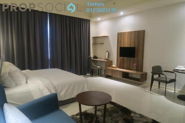 For Rent Serviced Residence at Tribeca, Bukit Bintang Freehold Fully Furnished 1R/1B 3.8k