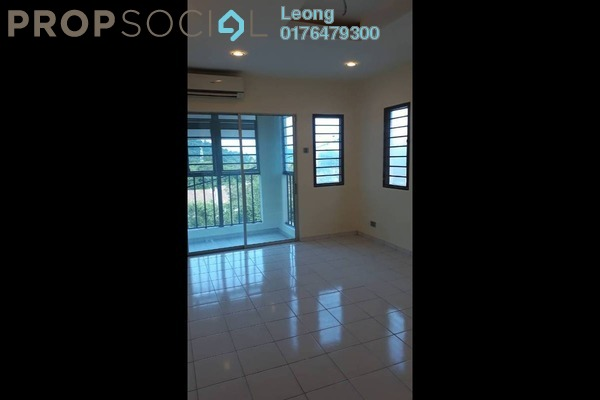 For Rent Townhouse at Amansiara, Selayang Freehold Semi Furnished 3R/2B 1.3k