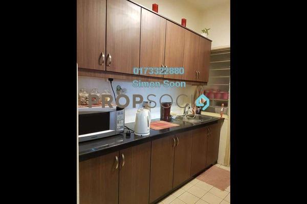 For Sale Condominium at Seri Maya, Setiawangsa Freehold Fully Furnished 3R/2B 688k