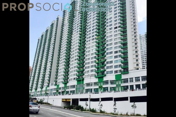 For Sale Condominium at OUG Parklane, Old Klang Road Freehold Fully Furnished 3R/2B 420k
