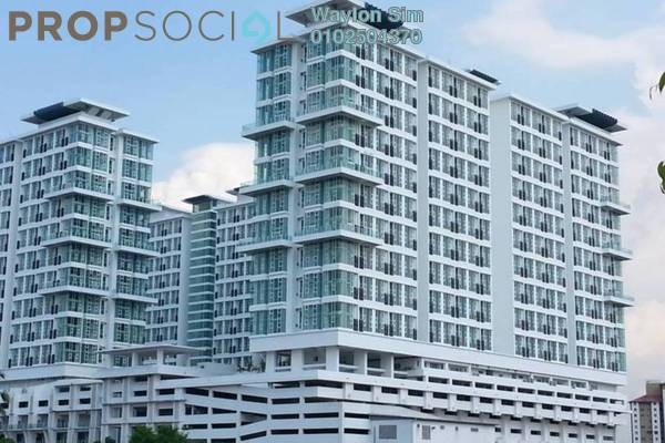 For Rent Condominium at The Scott Soho, Old Klang Road Freehold Fully Furnished 1R/2B 1.7k