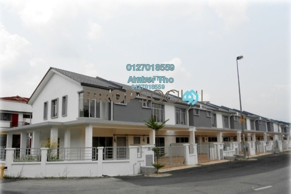 For Sale Terrace at Kaseh Heights, Semenyih Freehold Unfurnished 4R/3B 700k