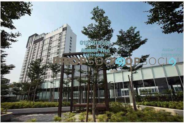 For Rent Condominium at C180, Cheras South Freehold Semi Furnished 2R/1B 1.55k