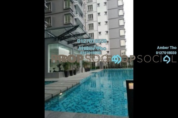 For Rent Condominium at Green Terrain, Cheras South Freehold Semi Furnished 4R/3B 1.51k
