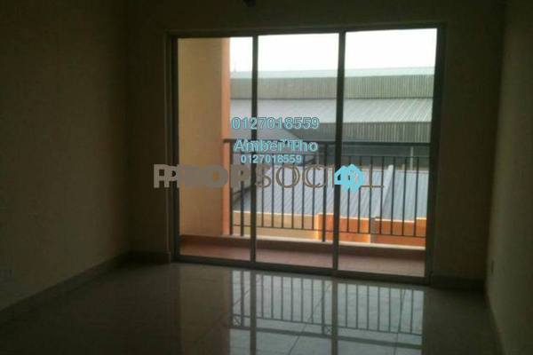 For Sale Condominium at Connaught Avenue, Cheras Leasehold Fully Furnished 3R/2B 449k
