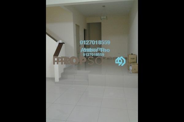 For Rent Terrace at Palm Walk, Bandar Sungai Long Freehold Unfurnished 4R/3B 1.49k