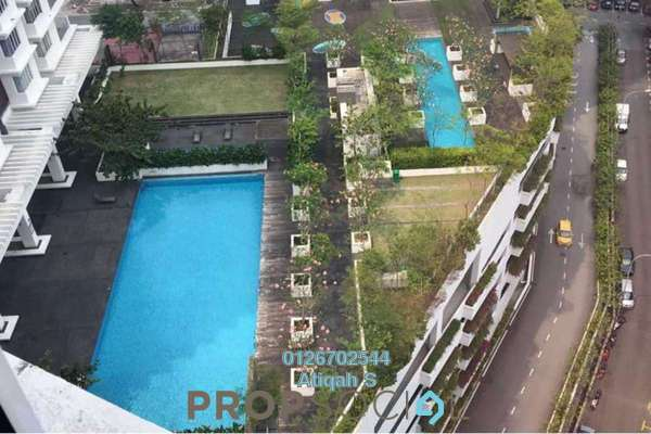 For Rent Condominium at TTDI Adina, Shah Alam Freehold Fully Furnished 1R/1B 1.3k