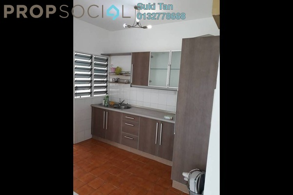 For Rent Apartment at SD Tiara Apartment, Bandar Sri Damansara Freehold Semi Furnished 3R/2B 1.05k