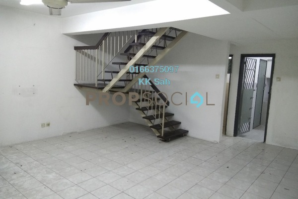 For Sale Terrace at Taman Sri Bahagia, Cheras South Freehold Semi Furnished 3R/2B 455k