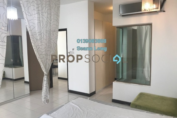 For Rent Condominium at Ritze Perdana 1, Damansara Perdana Freehold Fully Furnished 1R/1B 1.6k