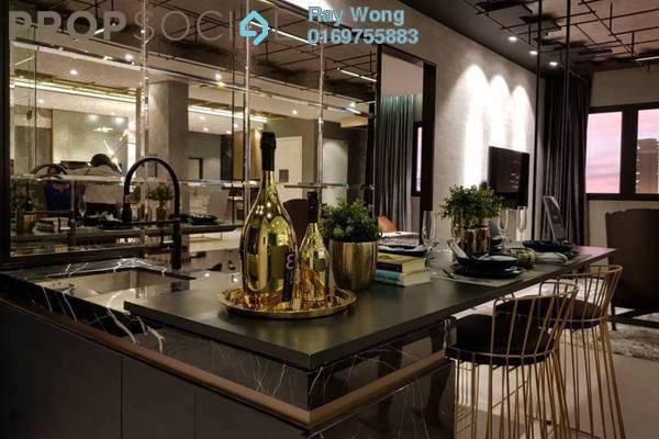 For Sale Condominium at M Vertica, Cheras Freehold Semi Furnished 3R/2B 433k