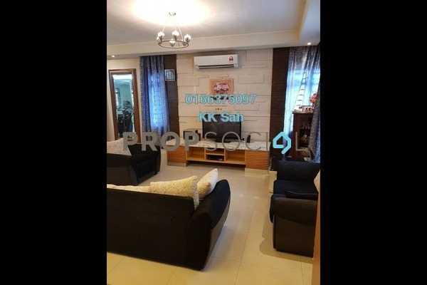 For Sale Bungalow at Taman Aman Perdana, Meru Freehold Fully Furnished 4R/3B 998k
