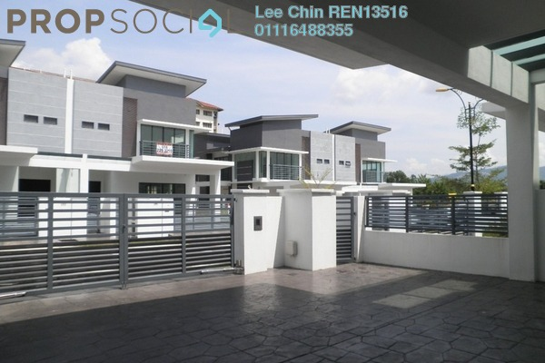 For Sale Semi-Detached at Taman Sinar Mahkota, Bandar Mahkota Cheras Freehold Unfurnished 8R/7B 1.5百万