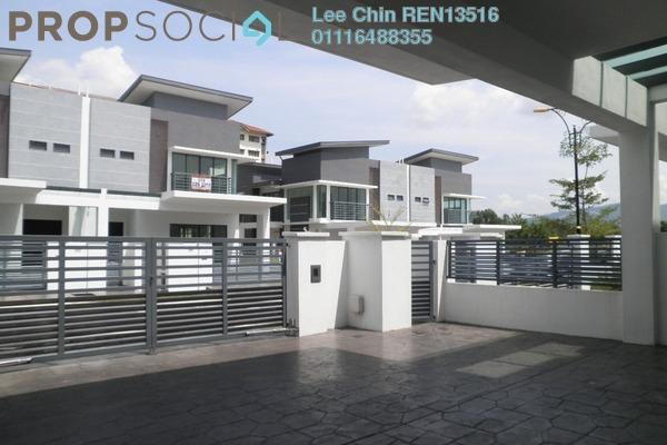 For Sale Semi-Detached at Taman Sinar Mahkota, Bandar Mahkota Cheras Freehold Unfurnished 8R/7B 1.46m