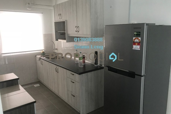 For Rent Condominium at PJ South Citi, PJ South Freehold Semi Furnished 3R/2B 1.5k